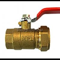 Кран шаровый труба - внутренняя резьба C-FL (2)