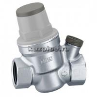 Редуктор давления с выходом под манометр PRVG 1/2 (KI 15)